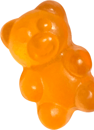 orange gummy bear vitamin