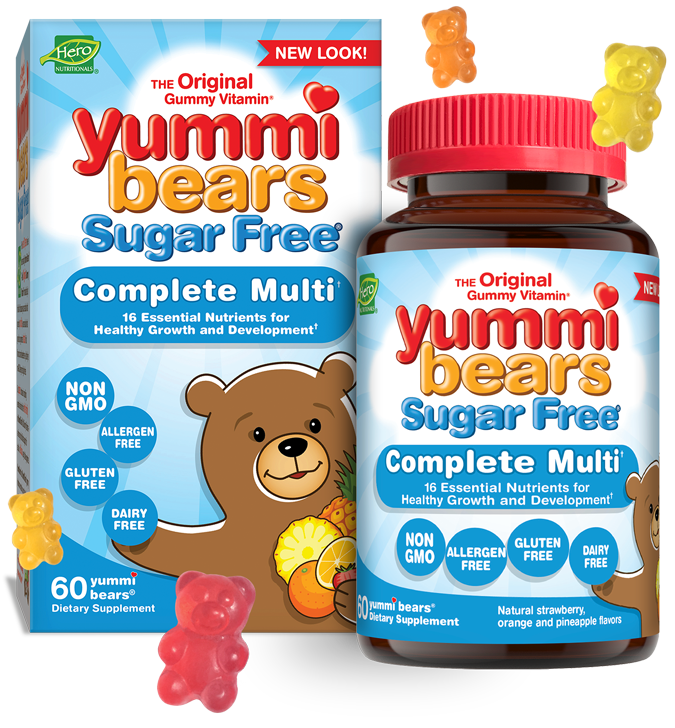 Yummi bears sugar free